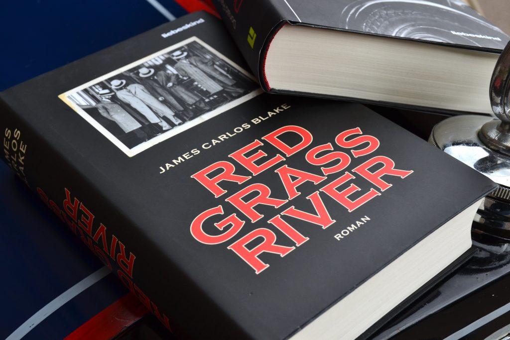 James Carlos Blake: Red Grass River