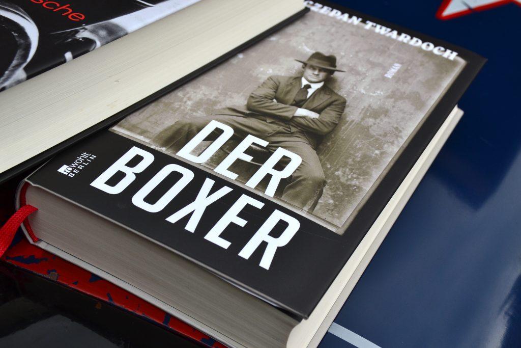 Szczepan Twardoch: Der Boxer