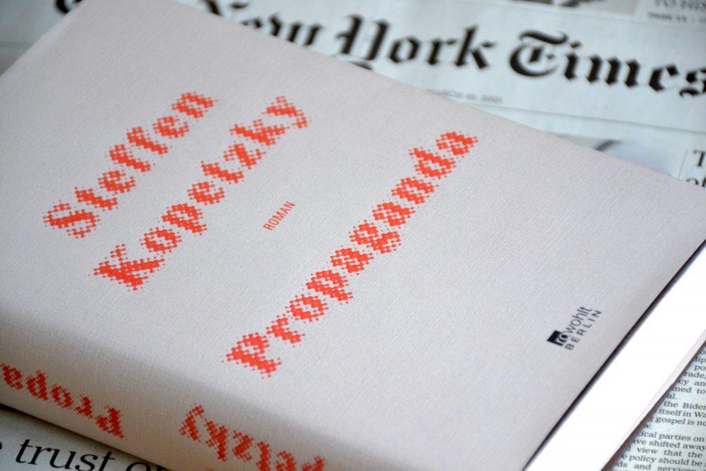 Steffen Kopetzky: Propaganda