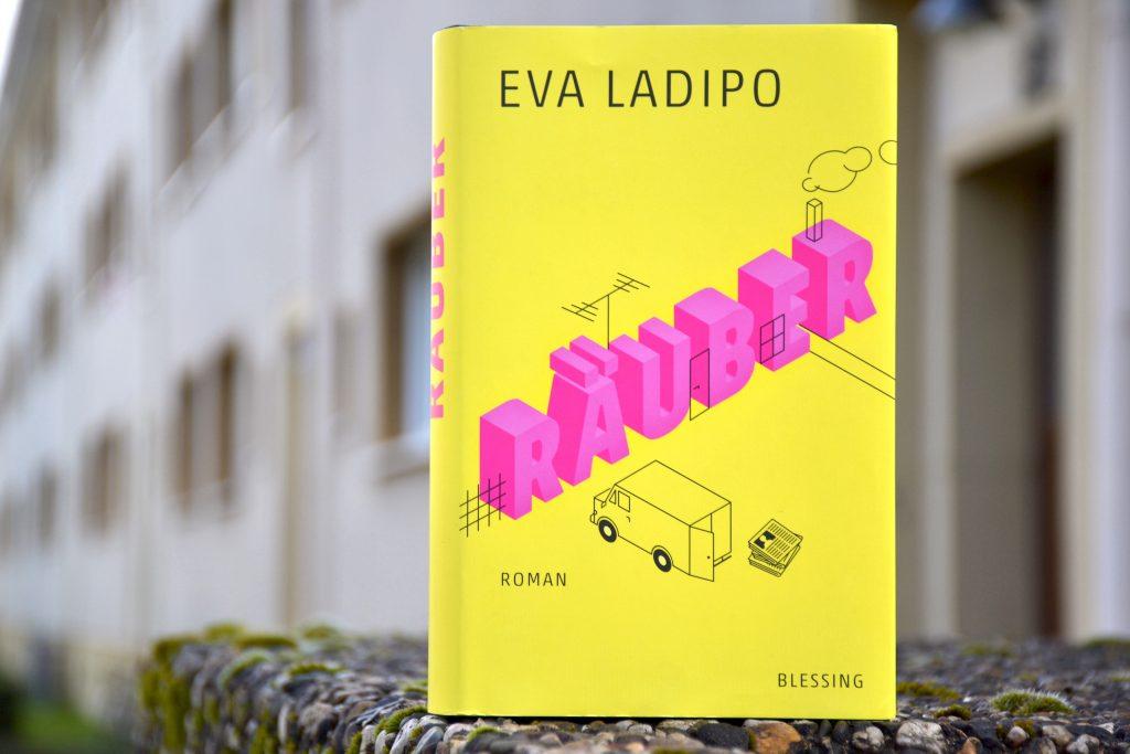 Eva Ladipo: Raeuber