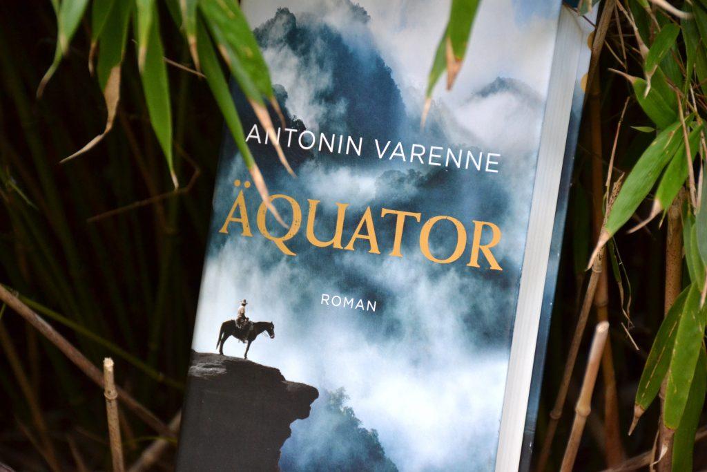 Antonin Varenne: Aequator