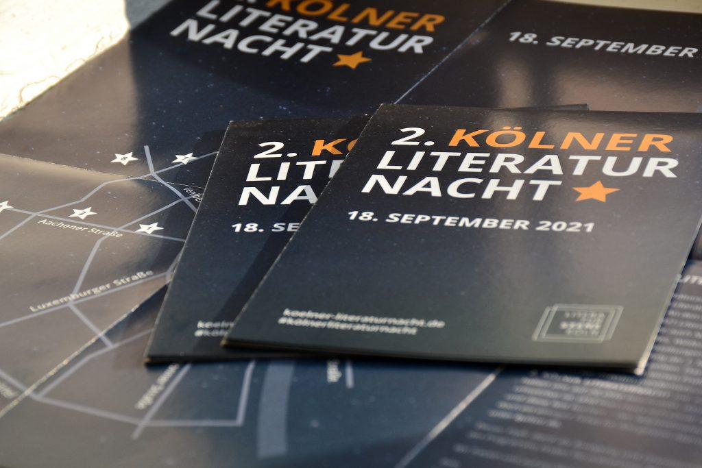 2. Koelner Literaturnacht